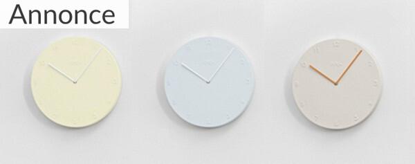Det perfekte vægur: Ora Kähler ur i mange flotte farver